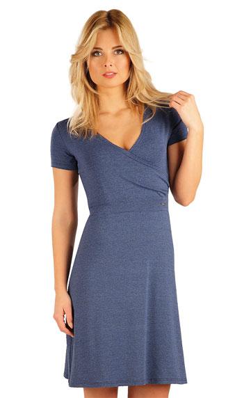 Športové oblečenie -  zľava > Šaty dámske s krátkym rukávom. 54072