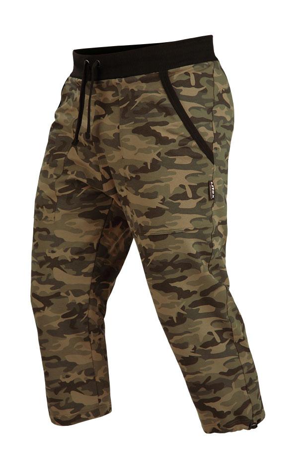Nohavice pánske v 7/8 dĺžke. 54087 | Športové oblečenie -  zľava LITEX