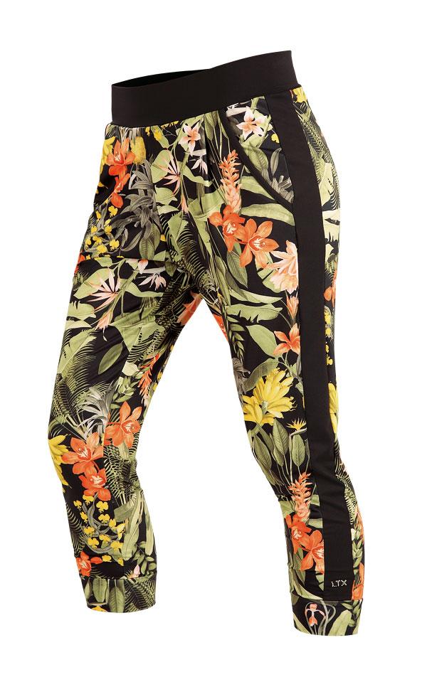 Nohavice dámske 7/8 s nízkym sedom. 54184 | Športové oblečenie -  zľava LITEX