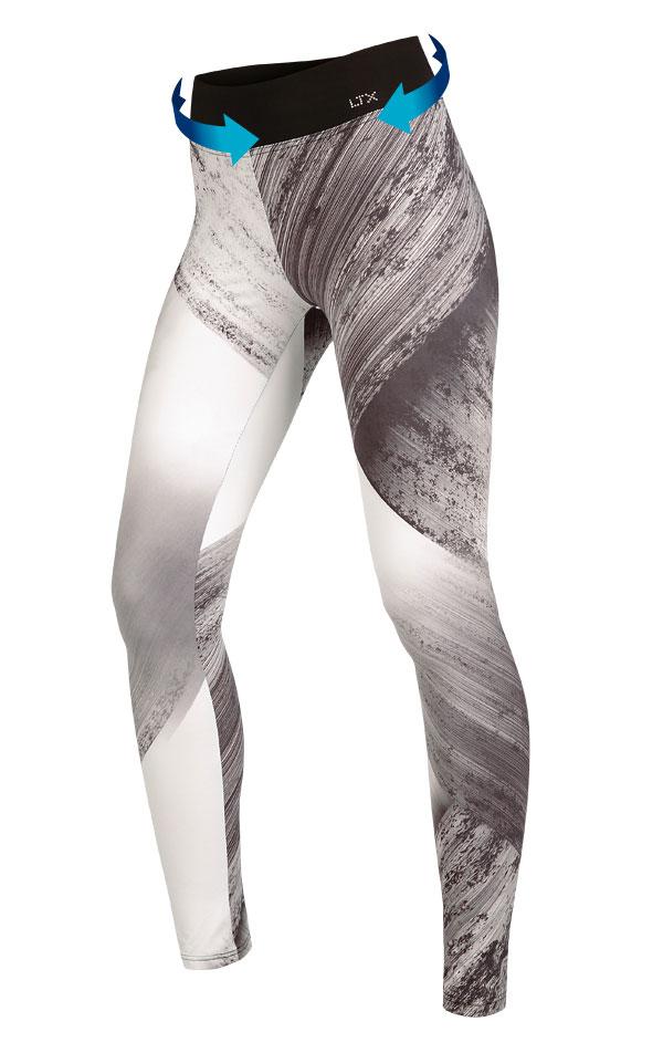 Legíny dámske dlhé. 54244 | Športové oblečenie -  zľava LITEX