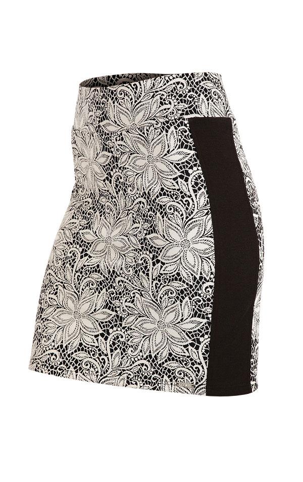 Sukňa dámska do pásu. 55035 | Šaty a sukne LITEX