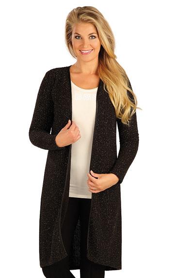 Športové oblečenie > Cardigan damsky s dlhým rukávom. 55058