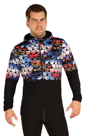 Bežecké oblečenie > Mikina pánska s kapucňou. 55113