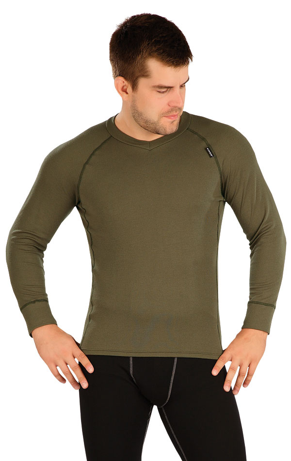 Funkčné termo tričko pánske. 55150 | Termobielizeň LITEX