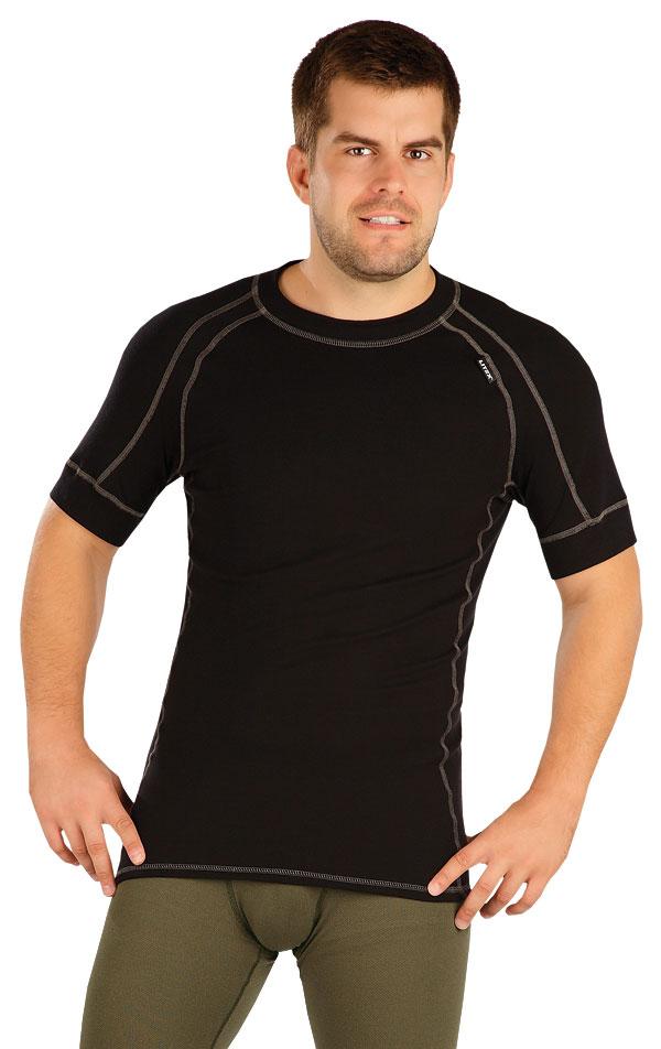Funkčné termo tričko pánske. 55157 | Termobielizeň LITEX