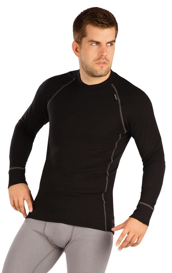 Funkčné termo tričko pánske dlhé. 55159 | Termobielizeň LITEX