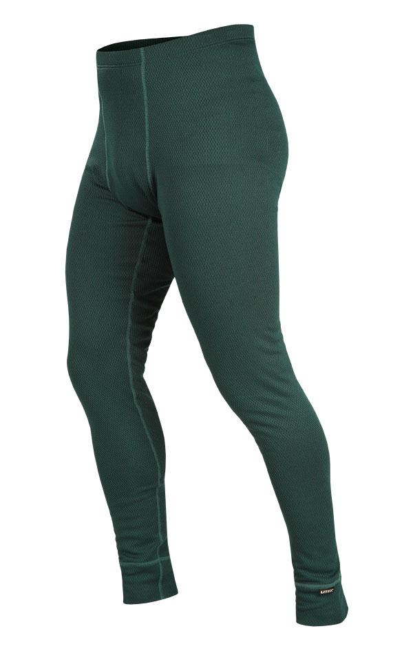 Funkčné termo legíny pánske dlhé. 55171 | Športové oblečenie -  zľava LITEX