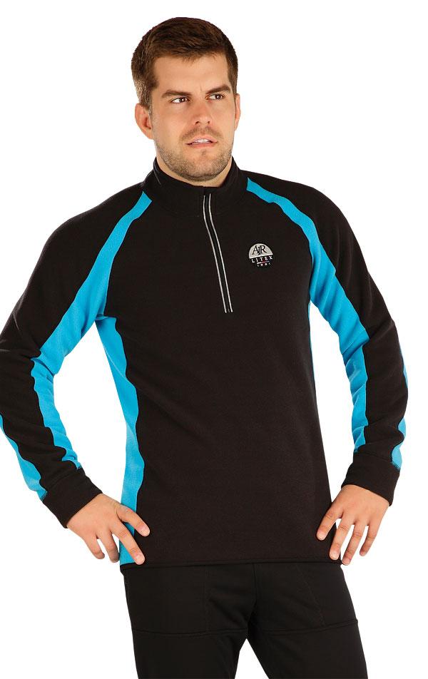 Fleecová mikina pánska. 55230 | Pánske oblečenie LITEX