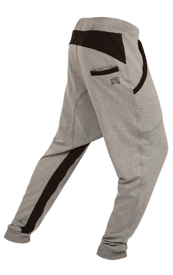 Tepláky pánske dlhé s nízkym sedom. 55327 | Pánske oblečenie LITEX