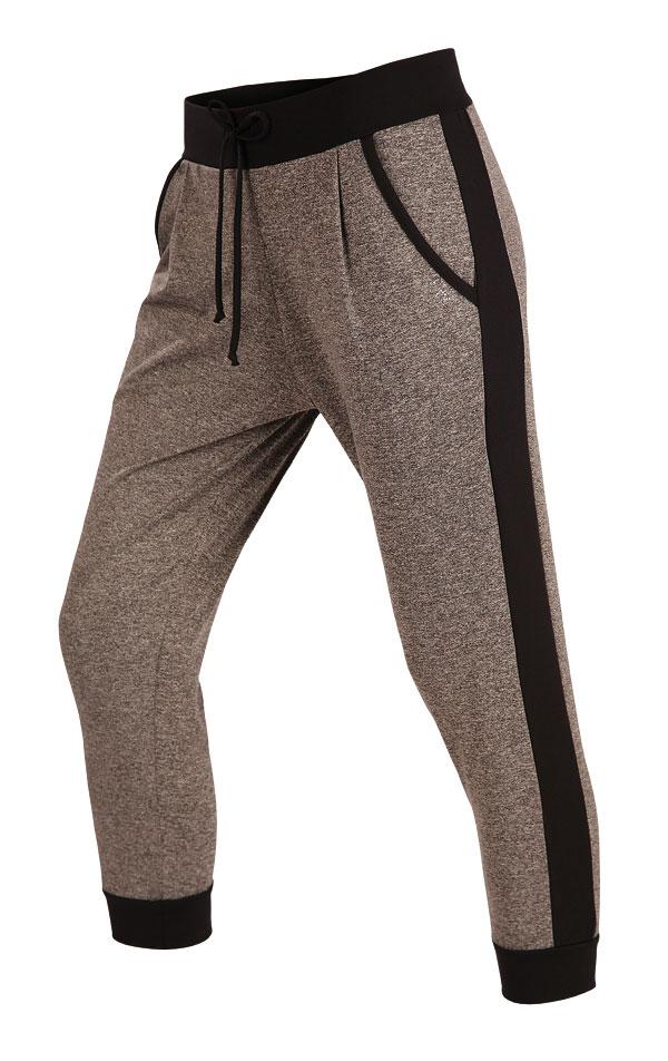 Nohavice dámske 7/8 s nízkym sedom. 55395 | Nohavice LITEX LITEX