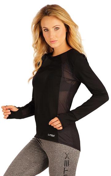 Funkčné tričko dámske s dlhým rukávom.