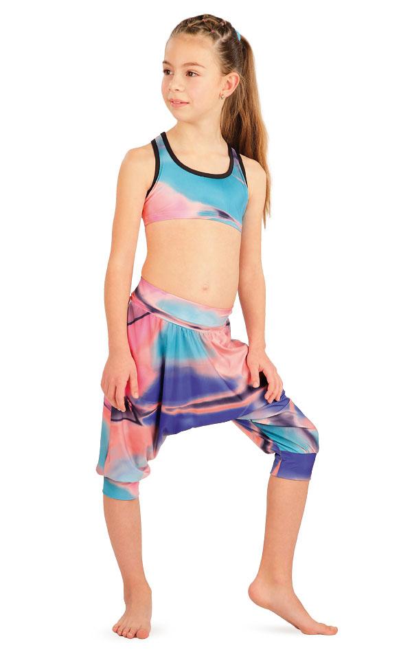 Nohavice dámske 3/4 s nízkym sedom. 55436 | Detské oblečenie LITEX