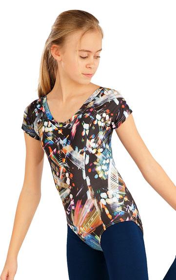 Detské oblečenie > Gymnastický dres detský s krátkym rukávom. 55439