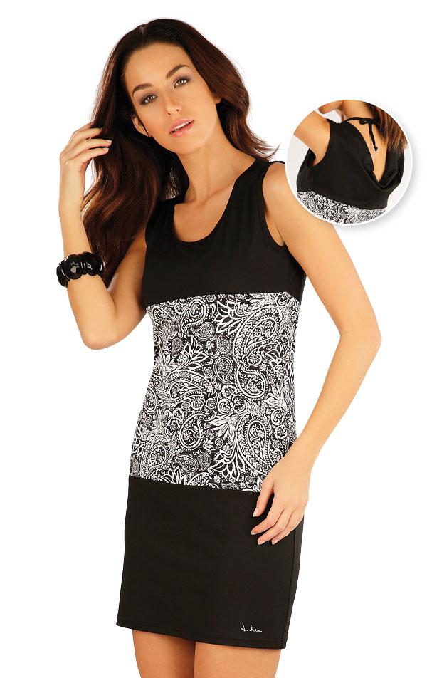 Šaty dámske bez rukávov. 57058 | Plážové doplnky LITEX
