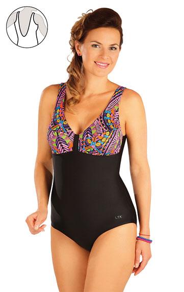 Jednodielne plavky > Jednodielne plavky bez výstuže. 57101
