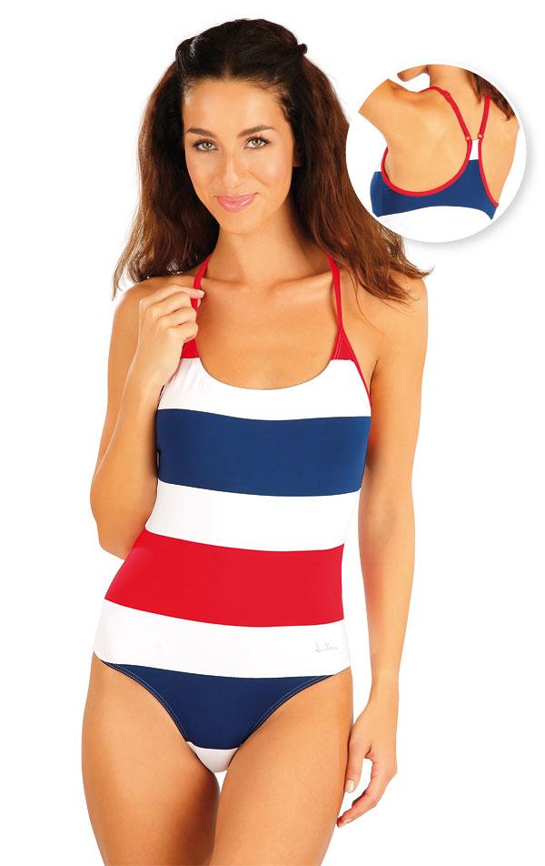 Jednodielne športové plavky. 57305 | Športové plavky LITEX
