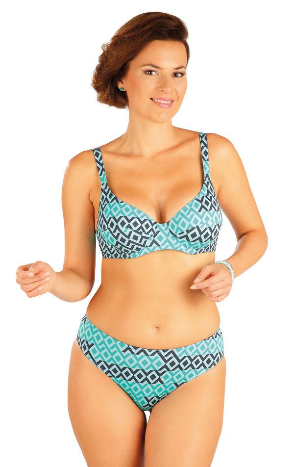 Plavková podprsenka s kosticami. 57330 | Dvojdielne plavky LITEX