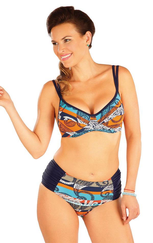 Plavková podprsenka s kosticami. 57354 | Dvojdielne plavky LITEX