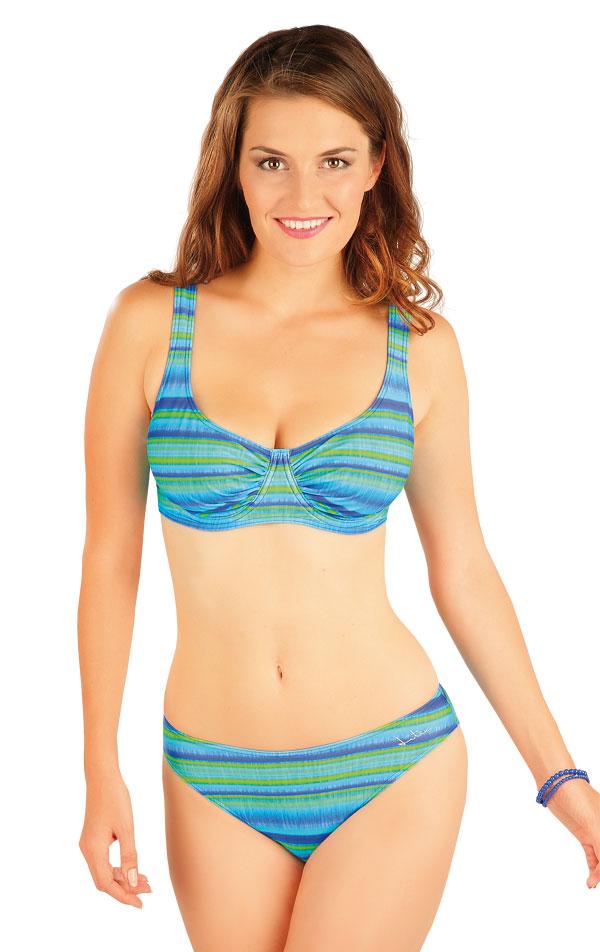 Plavková podprsenka s kosticami. 57374 | Dvojdielne plavky LITEX