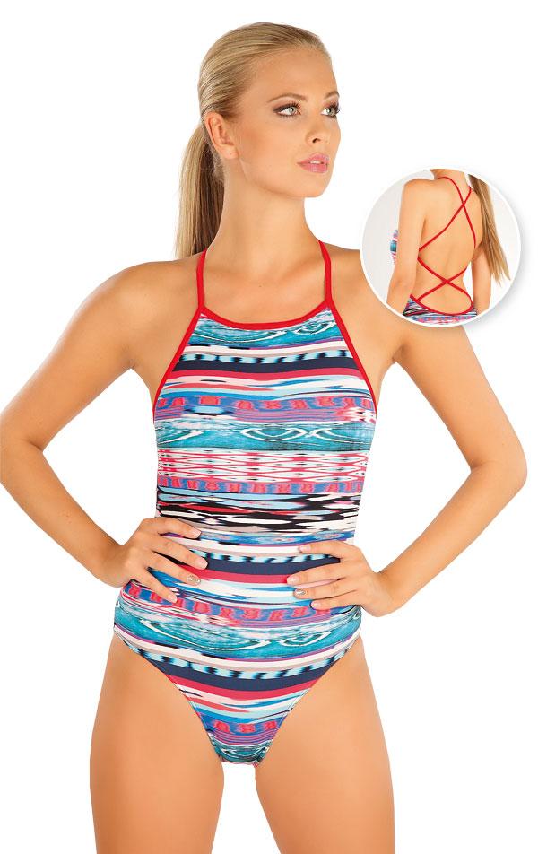 Jednodielne športové plavky. 57468 | Športové plavky LITEX