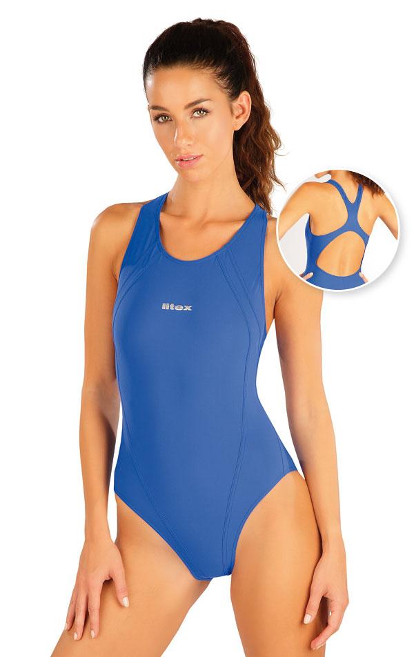 Jednodielne športové plavky. 57472 | Športové plavky LITEX