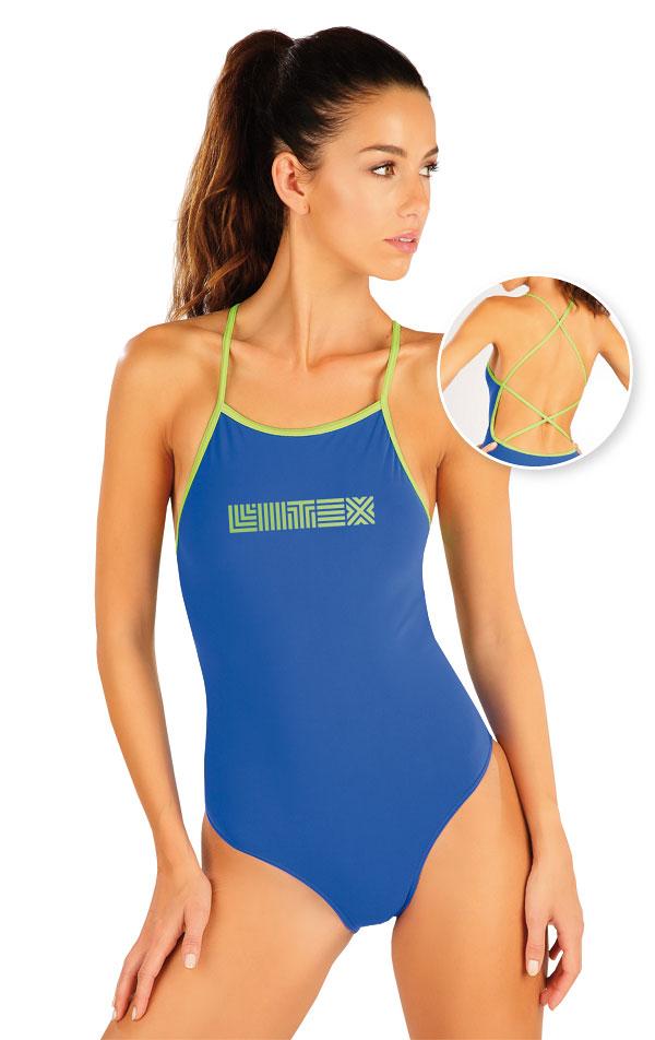 Jednodielne športové plavky. 57473 | Športové plavky LITEX