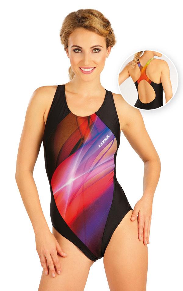 Jednodielne športové plavky. 57482 | Športové plavky LITEX