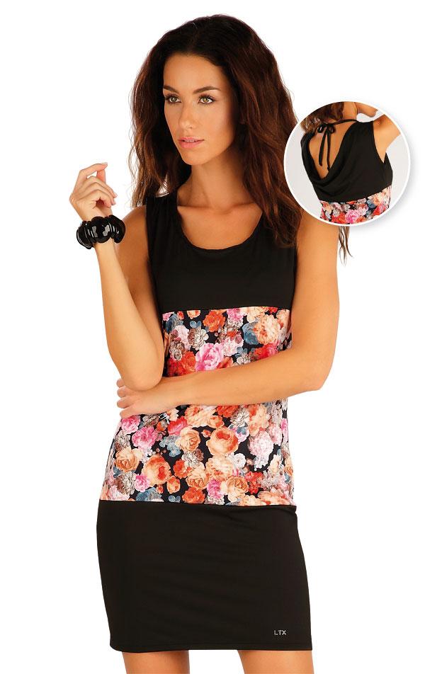 Šaty dámske bez rukávov. 57506 | Plážové doplnky LITEX