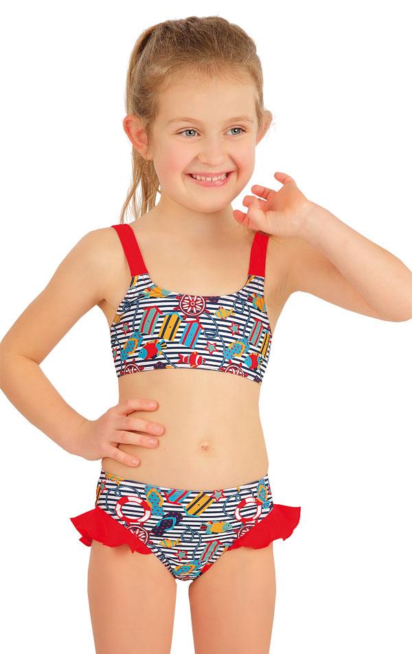 Dievčenské plavkové nohavičky. 57531 | Dievčenské plavky LITEX