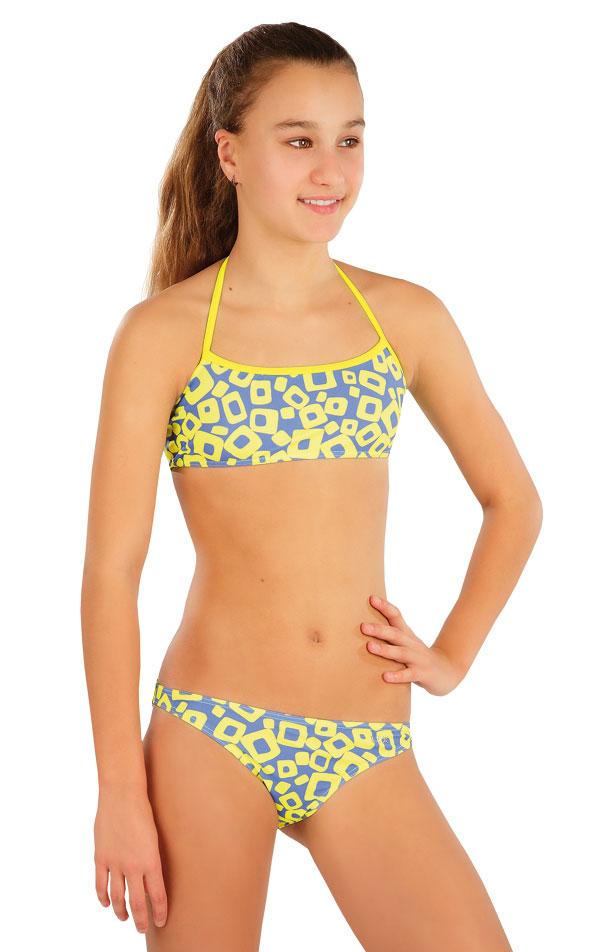 Plavkový top dievčenský. 57545 | Dievčenské plavky LITEX