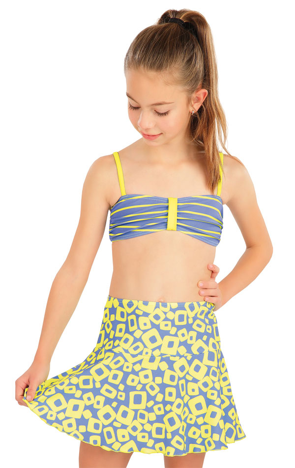 Dievčenská sukňa. 57547 | Dievčenské plavky LITEX