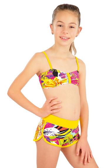 Dievčenský plavkový top.