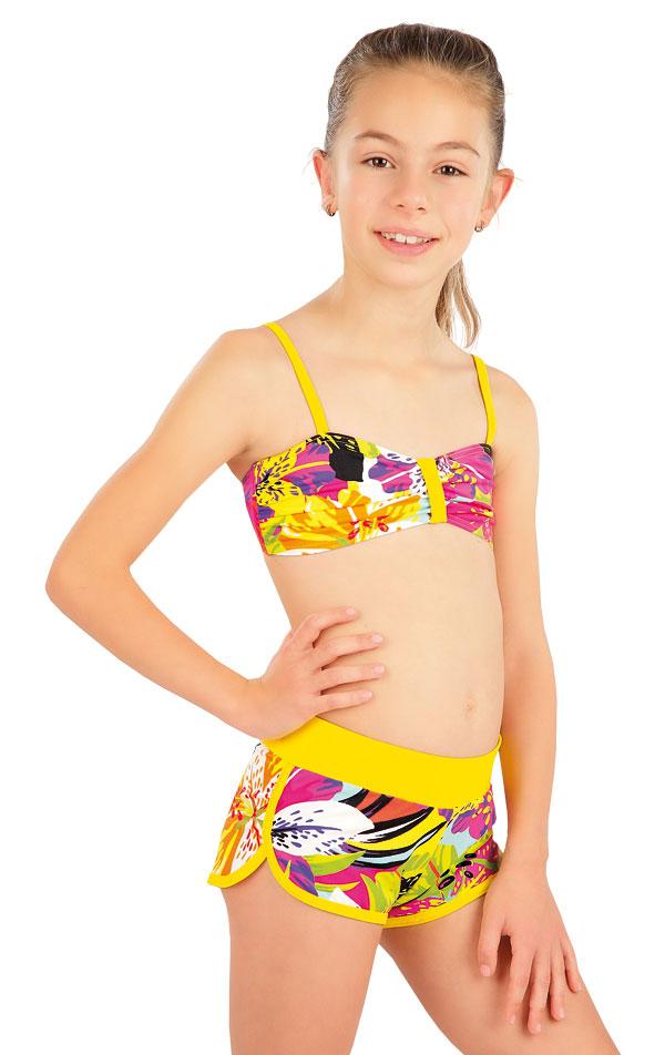 Dievčenské plavkové kraťasy. 57551 | Dievčenské plavky LITEX