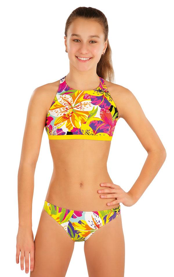 Dievčenské plavkové nohavičky. 57553 | Dievčenské plavky LITEX