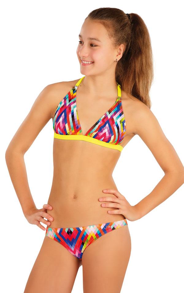 Dievčenská plavková podprsenka. 57567 | Dievčenské plavky LITEX