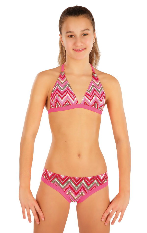 Dievčenská plavková podprsenka. 57580 | Dievčenské plavky LITEX