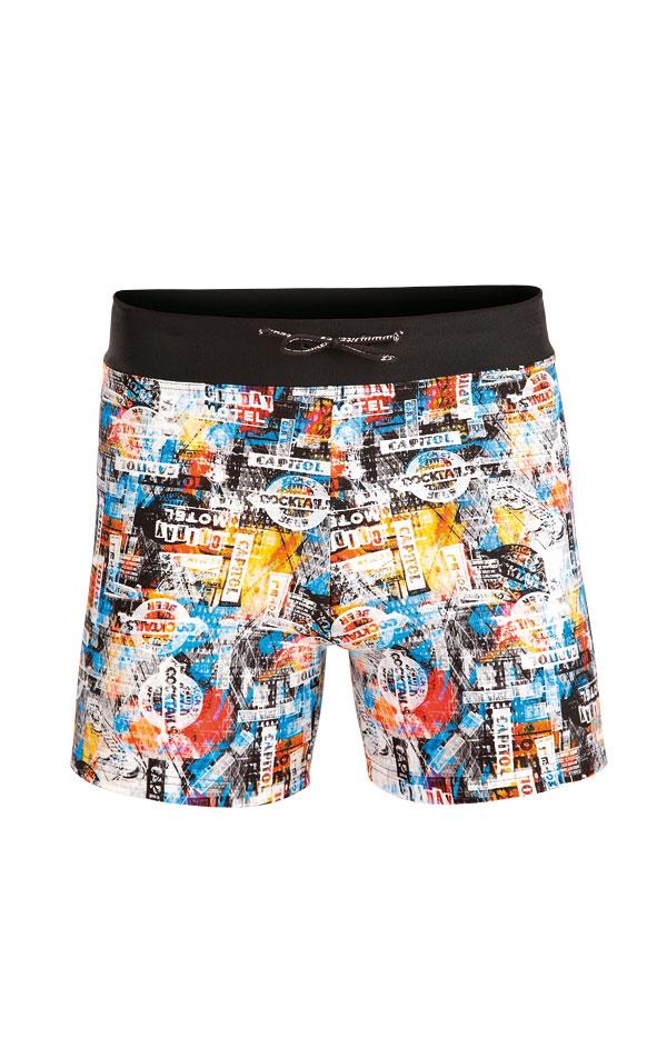 Chlapčenské plavky boxerky. 57607 | Chlapčenské plavky LITEX