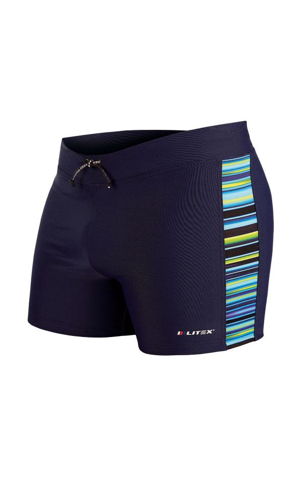 Pánske plavky boxerky. 57633   Pánske plavky LITEX