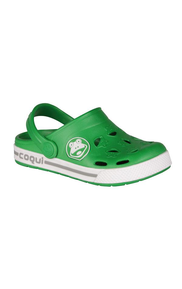 Detské sandále COQUI FROGGY. 57704 | Športová a plážová obuv LITEX