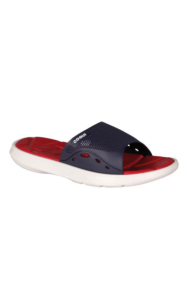 Pánske šlapky COQUI MELKER. 57716 | Športová a plážová obuv LITEX