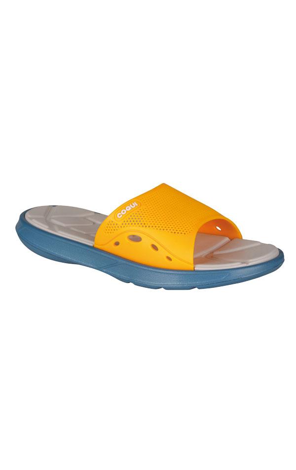 Pánske šlapky COQUI MELKER. 57717   Športová a plážová obuv LITEX