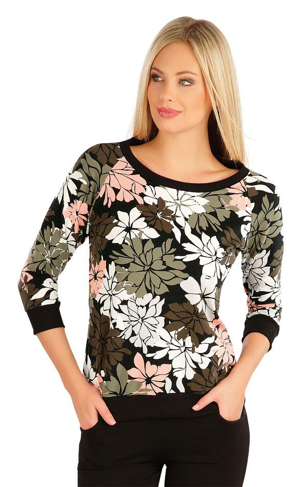 Tričko dámske s 3/4 rukávom. 58000 | Tričká, topy, tielka LITEX