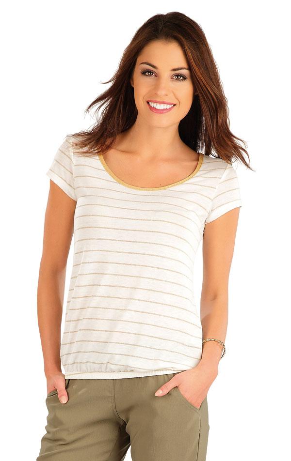 Tričko dámske s krátkym rukávom. 58012 | Tričká, topy, tielka LITEX