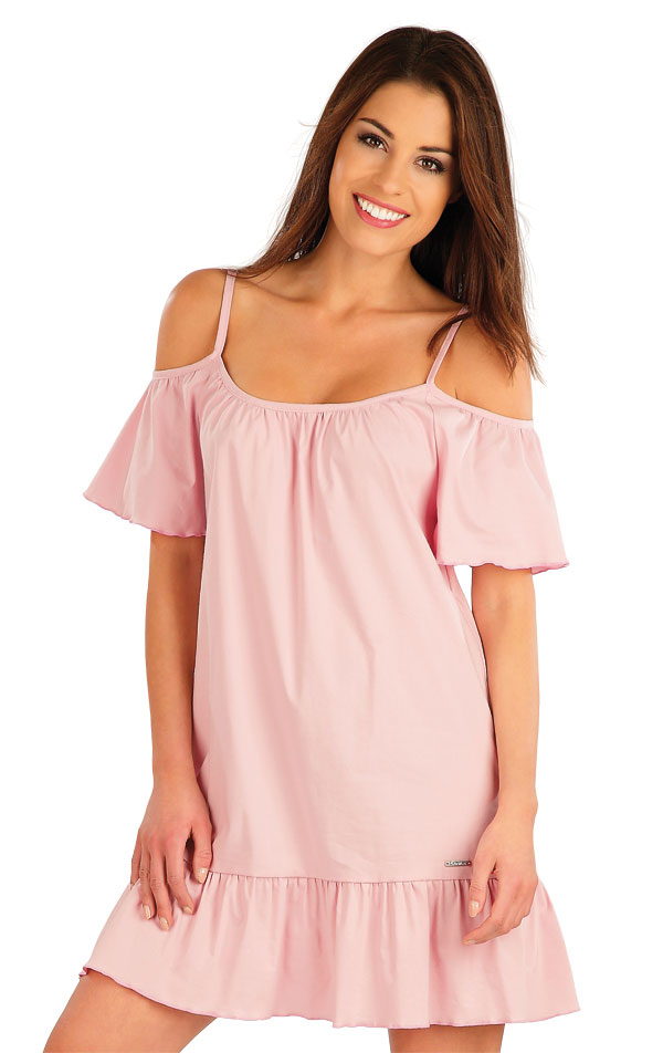 Šaty dámske na ramienka. 58036 | Šaty a sukne LITEX