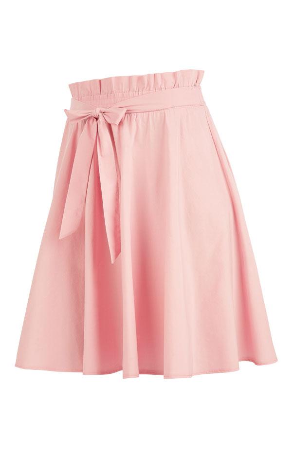 Sukňa dámska do pásu. 58038 | Šaty a sukne LITEX