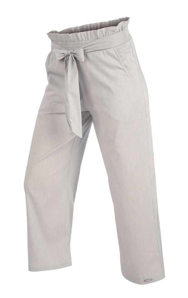 Nohavice dámske do pása v 7/8 dĺžke. 58042 | Športové oblečenie -  zľava LITEX