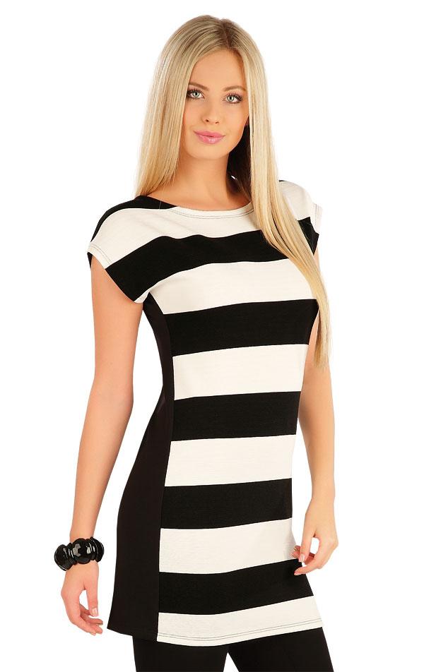 Tunika dámska so spadnutým rukávom. 58046 | Šaty a sukne LITEX