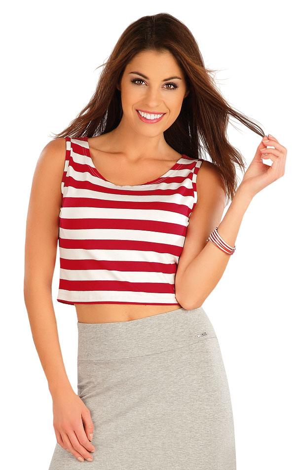 Tielko krátke - Crop top. 58051 | Športové oblečenie -  zľava LITEX