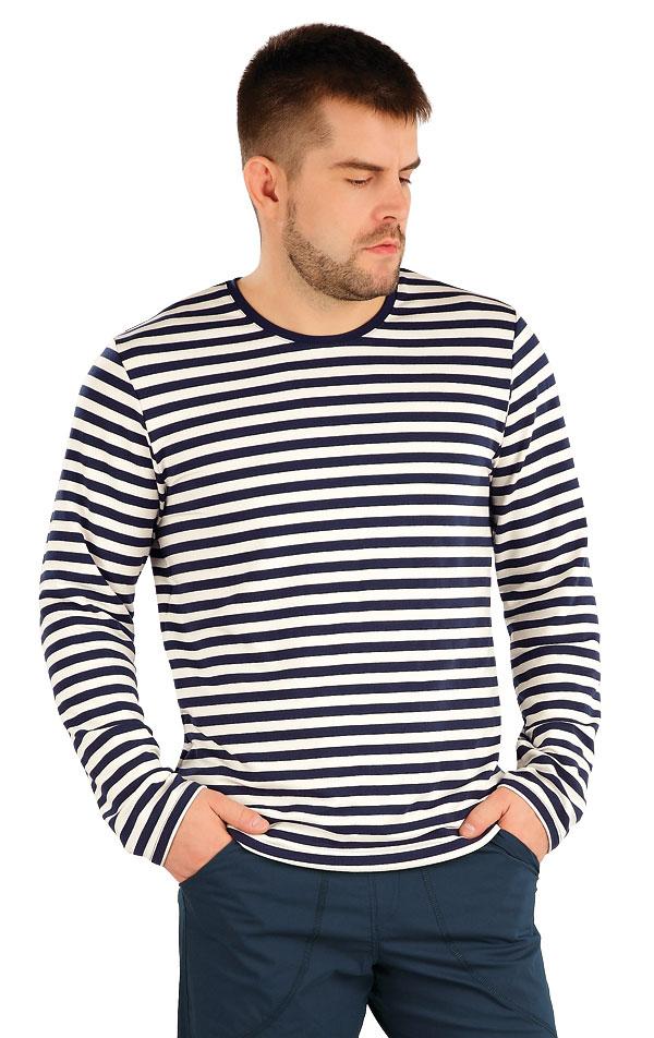 Tričko pánske s dlhým rukávom. 58066 | Pánske oblečenie LITEX