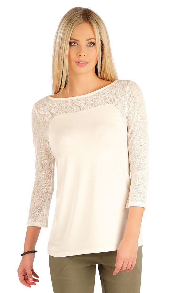Tričko dámske s 3/4 rukávom. 58074 | Tričká, topy, tielka LITEX